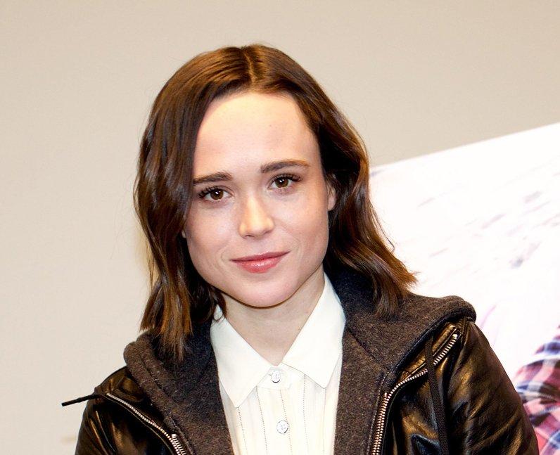 Ellen Page vegan