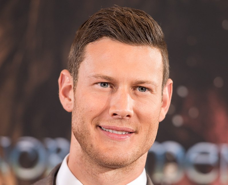 Tom Hopper star sign aquarius