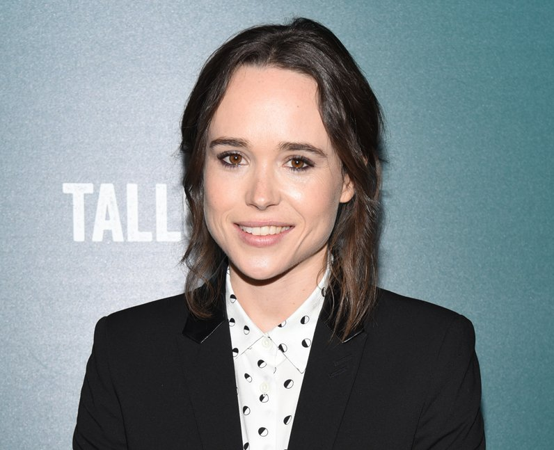 Ellen Page nationality Canadian