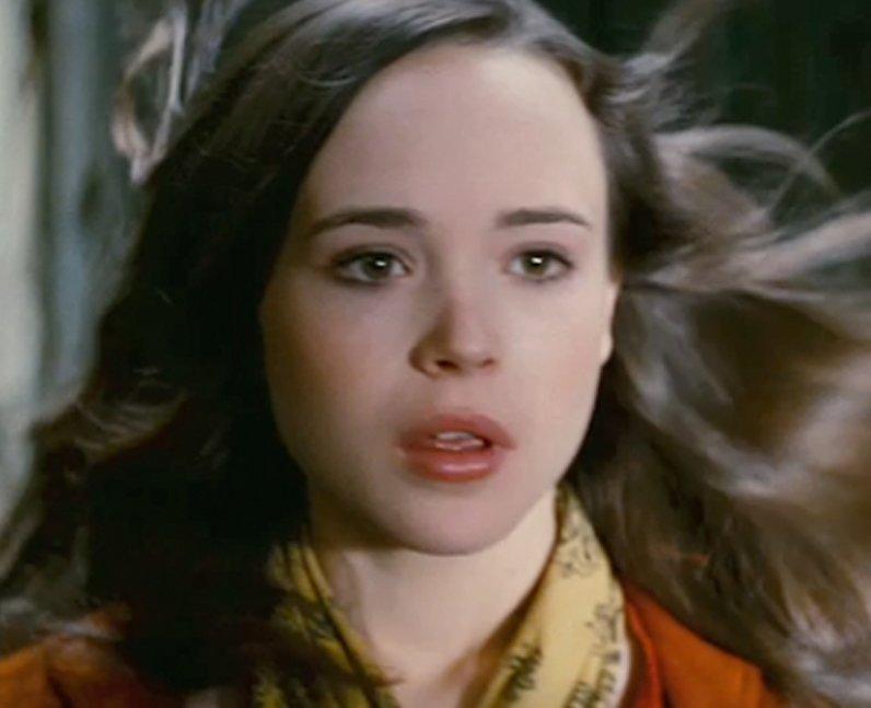 Ellen Page Inception Ariadne actress