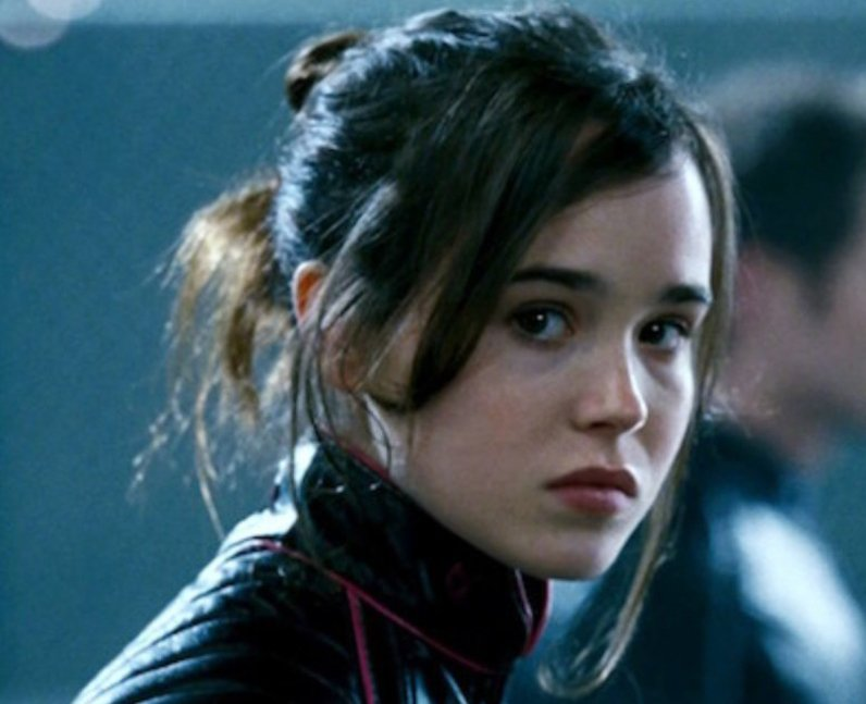 Elliot Page Kitty Pryde X-Men actor