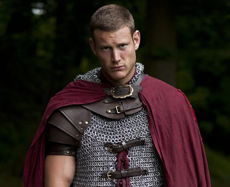 Tom Hopper Merlin Sir Percival actor