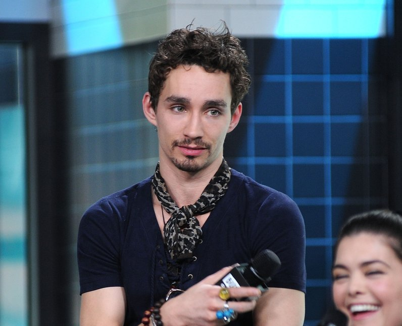 Robert Sheehan at Build