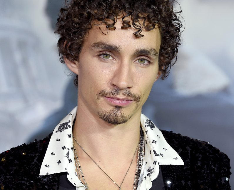 Robert Sheehan at the Mortal Engines premiere