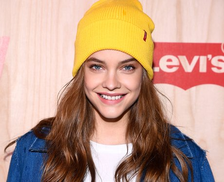 You can find Barbara Palvin on Instagram and Twitter.
