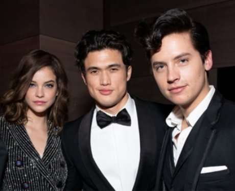 Barbara Palvin, Charles Melton, Dylan and Cole Sprouse