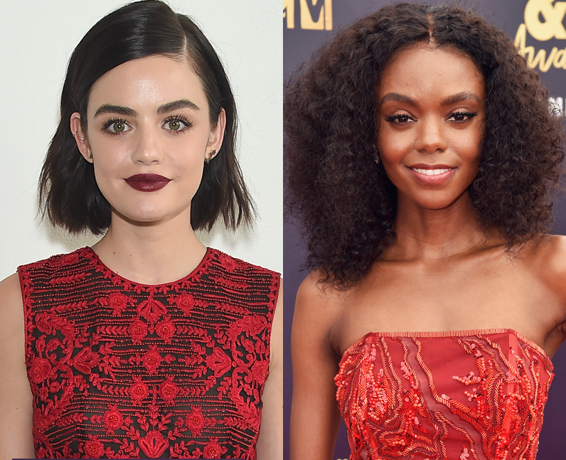 Lucy Hale and Ashleigh Murray will star in Riverdale