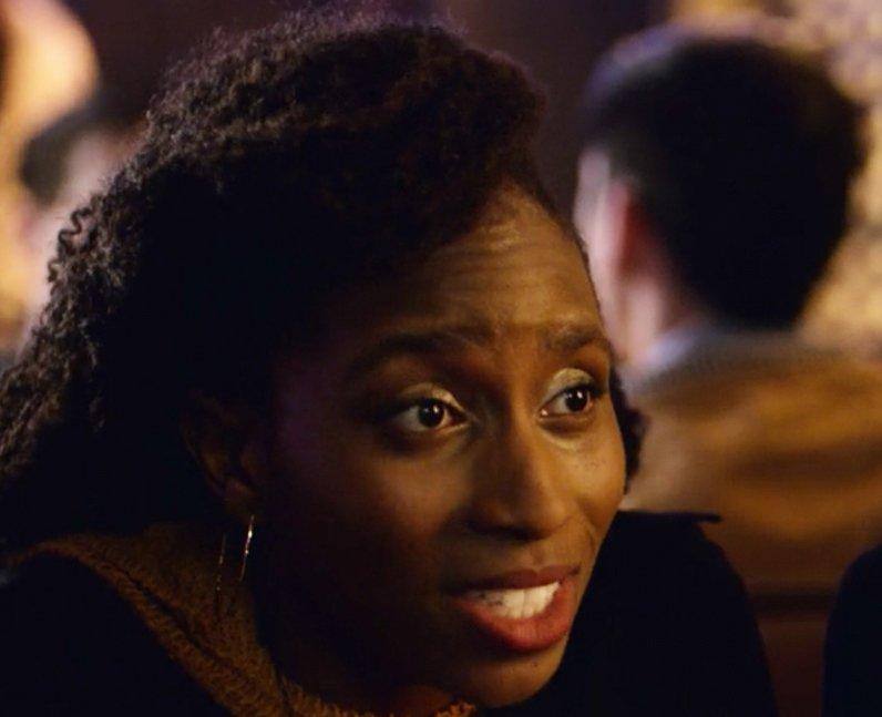The Order Drea actress Favour Onwuka