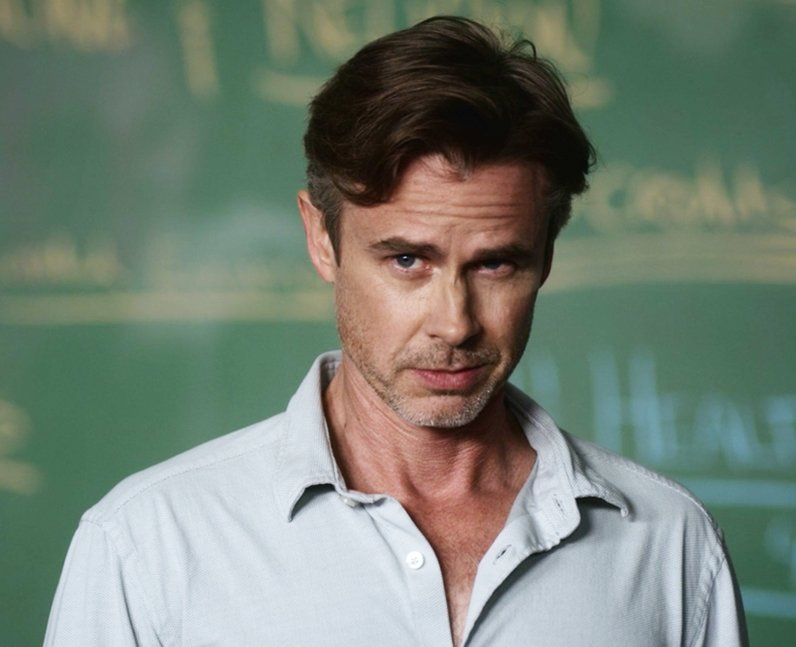 The Order Professor Eric Clarke actor Sam Trammell