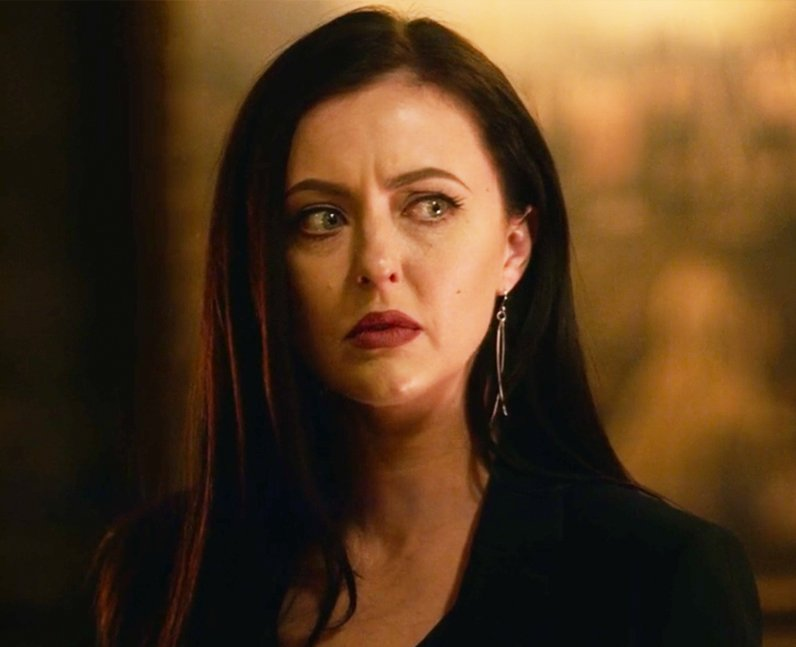 The Order Vera Stone actress Katharine Isabelle