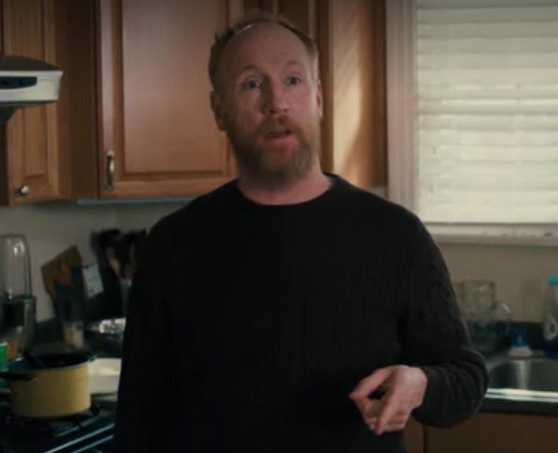 The Perfect Date Brooks dad actor Matt Walsh