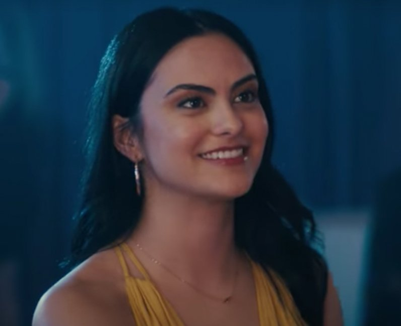 The Perfect Date Shelby actress Camila Mendes