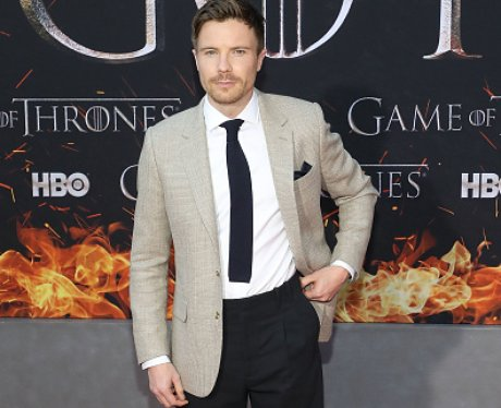 Joe Dempsie at the Game of Thrones premiere