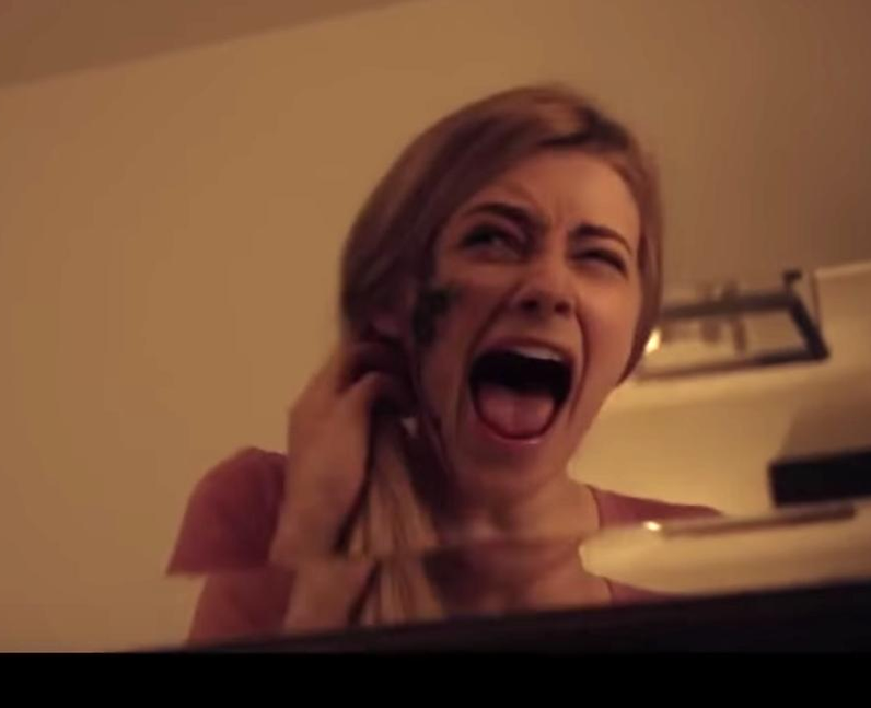 Josephine Langford in horror movie Wish Upon