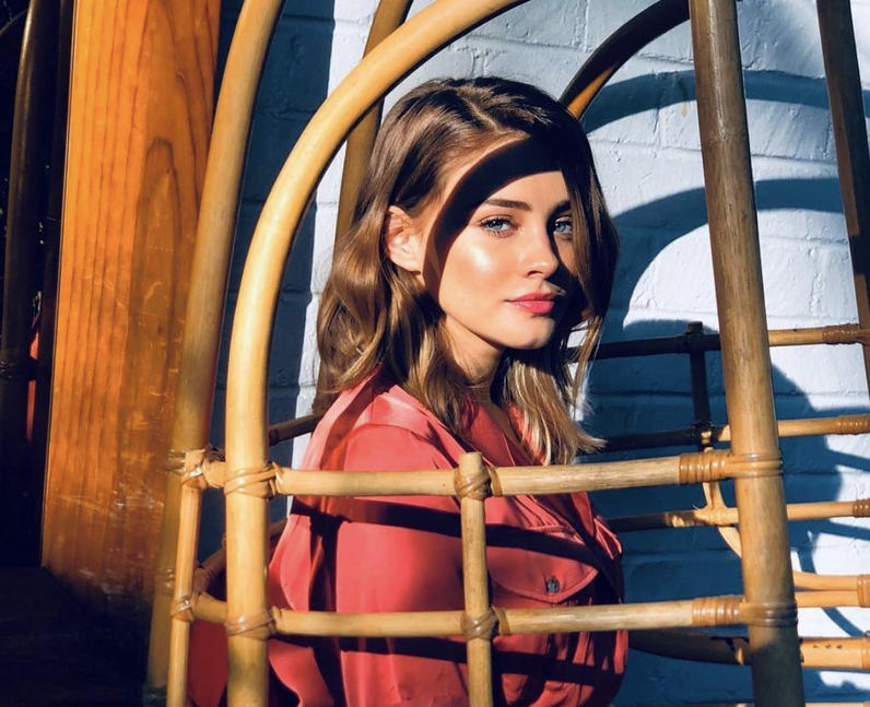 Josephine Langford on Instagram