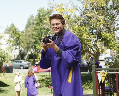 Sean Berdy as Emmett in Switched at Birth