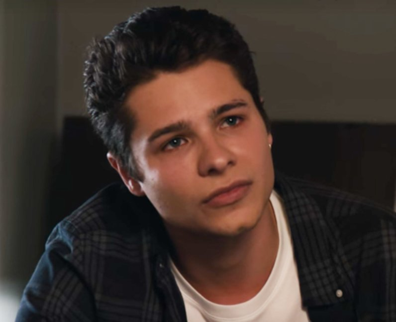 The Society Campbell actor Toby Wallace