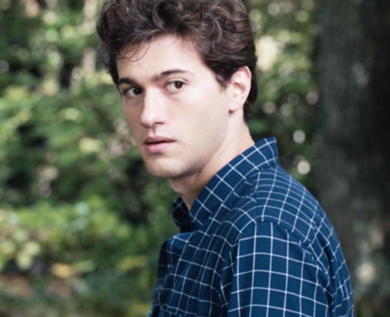 The Society Harry actor Alex Fitzalan