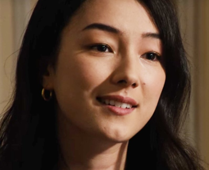 The Society Helena actress Natasha Liu Bordizzo