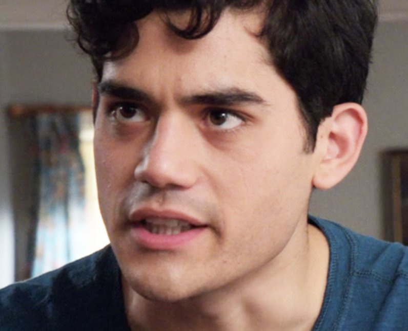 The Society Jason actor Emilio Garcia-Sanchez