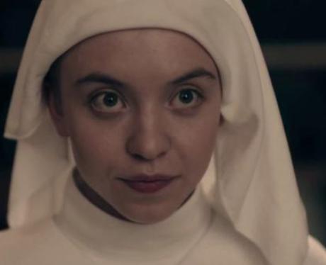 Sydney Sweeney eden handmaid's tale season 2