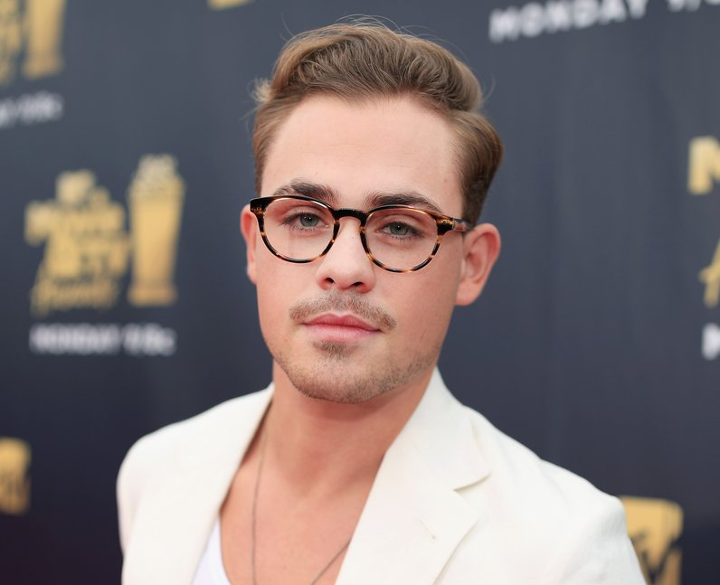 Dacre Montgomery attends the 2018 MTV Movie And TV