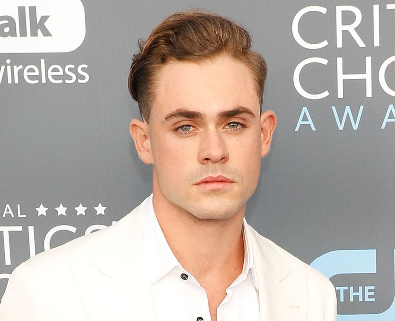 Dacre Montgomery attends the 23rd Annual Critics'