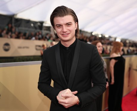 Joe Keery facts