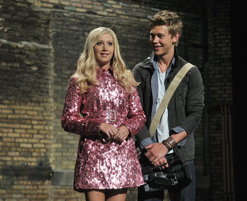 Austin Butler high school musical, sharpay