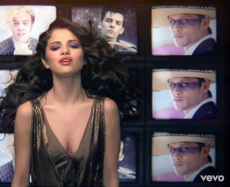 Timothy Granaderos in Selena Gomez music video