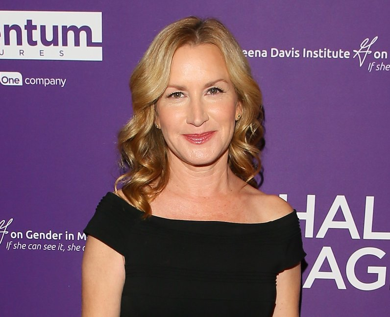 Netflix Tall Girl cast Helaine Angela Kinsey