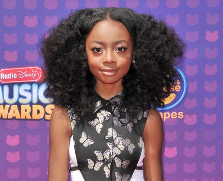Skai Jackson music awards