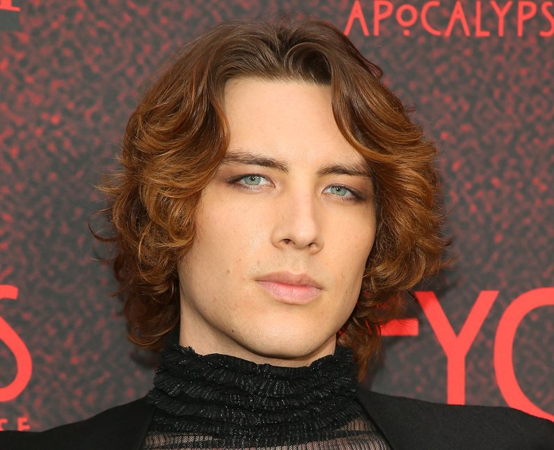 Cody Fern at AHS Apocalypse FYC event
