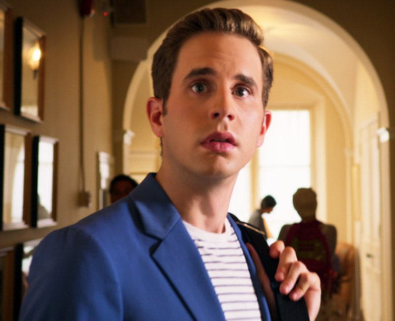 The Politician Payton Hobart actor Ben Platt
