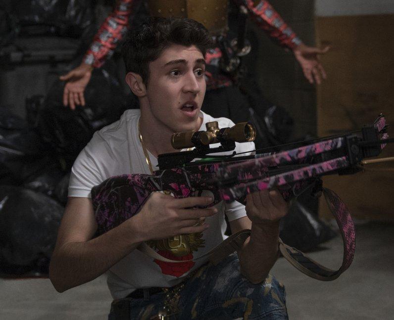 Gregory Kasyan as Eli Cardashyan