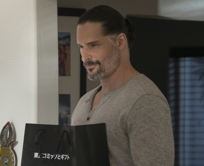 Joe Manganiello as Turbo's dad