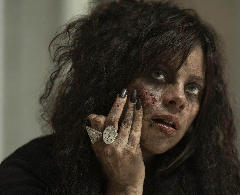 Krysta Rodriguez as Ms Crumble