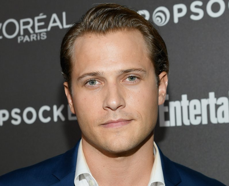 Wyatt Nash at Screen Actors Guild Nominees event