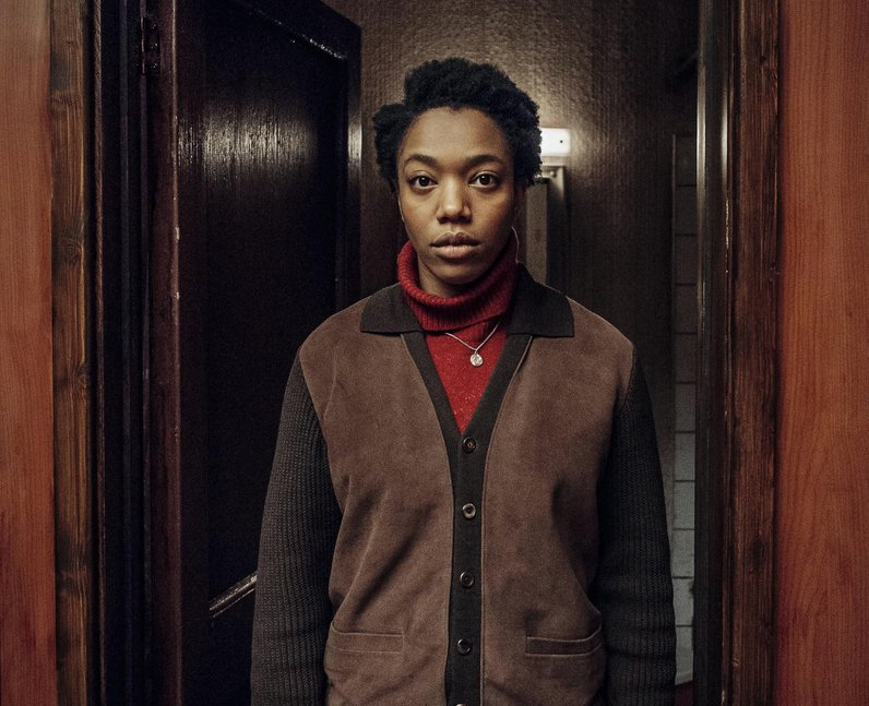 Naomi Ackie as Bonnie in The End Of The F-ing Worl