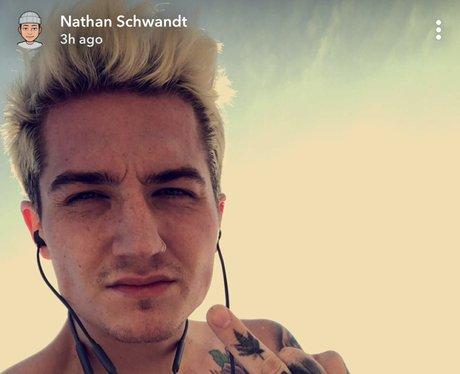 Nathan Schwandt: instagram