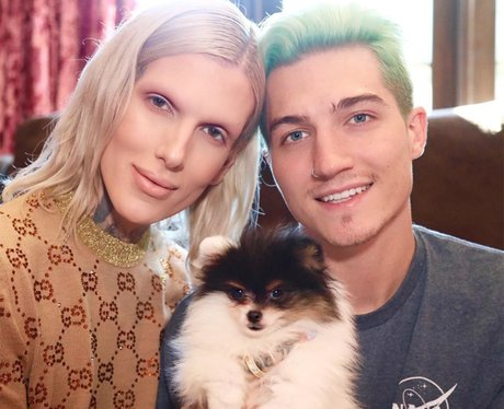Nathan Schwandt and Jeffree Star