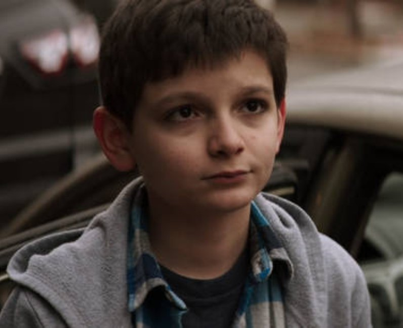 Luca Padovan plays Paco in Netflix's You