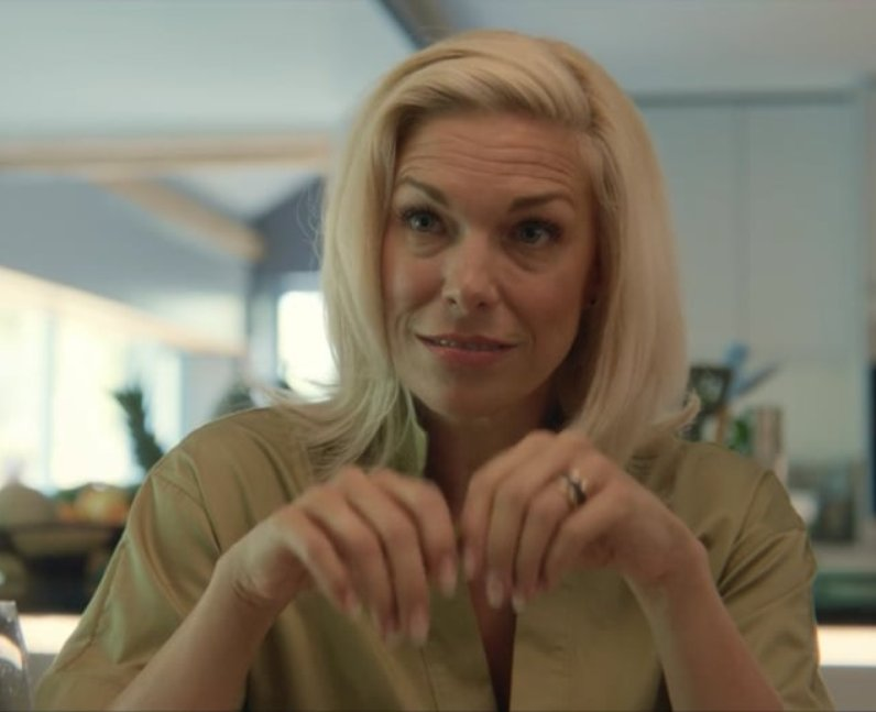 Hannah Waddingham as Sofia Marchetti in Sex Educat