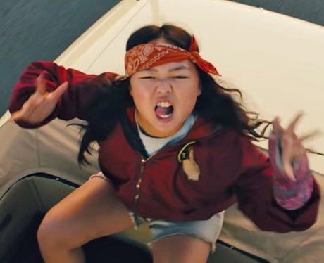 Ella Jay Basco 'Sway With Me' music video Saweetie