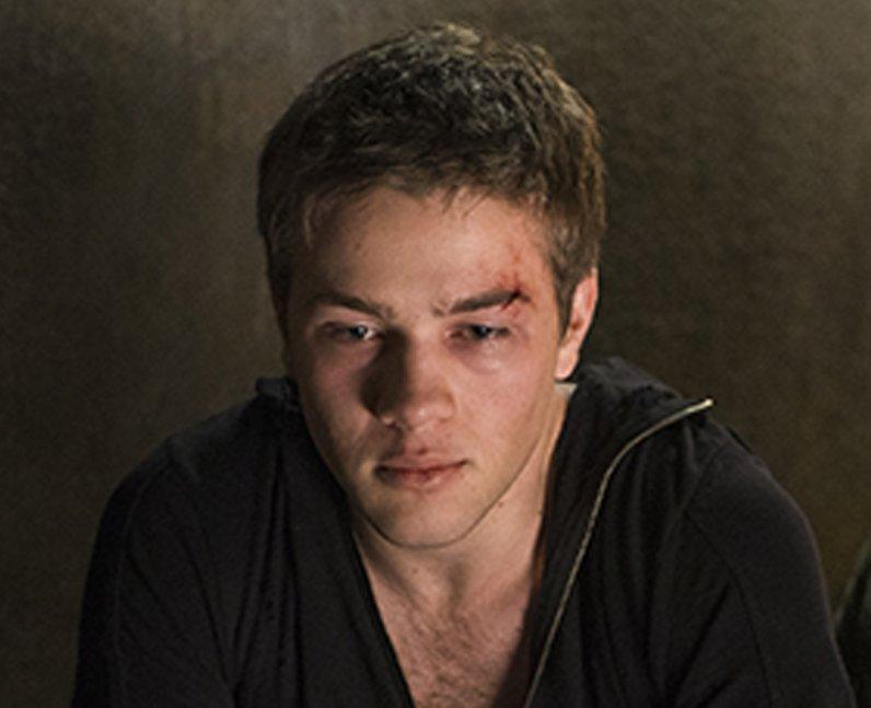 Connor Jessup Falling Skies Ben Mason actor