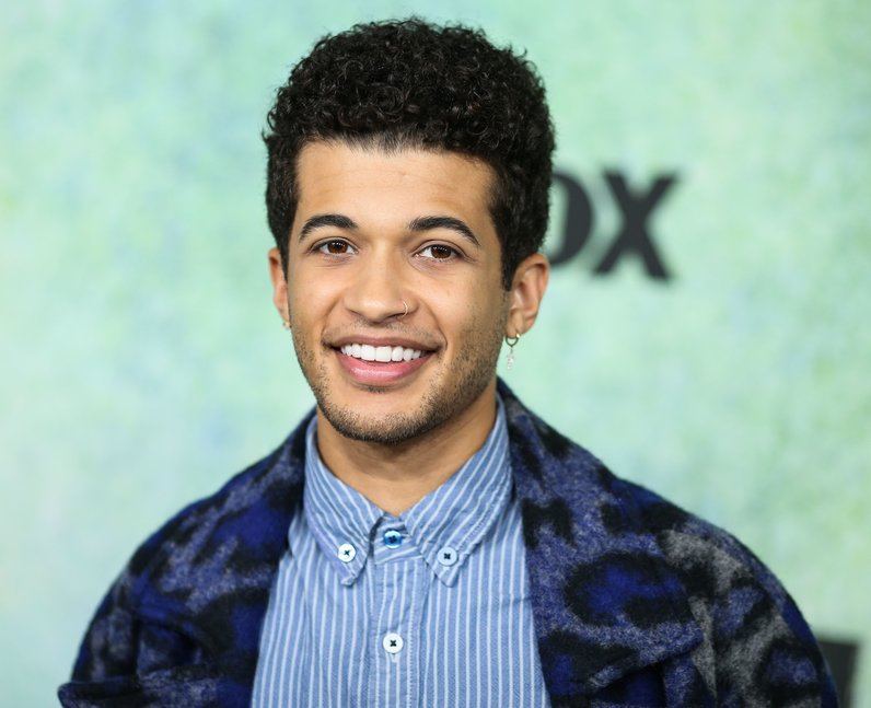 Jordan Fisher at RENT live premiere