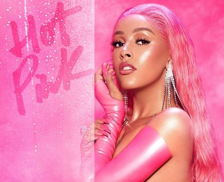 Doja Cat dr luke hot pink