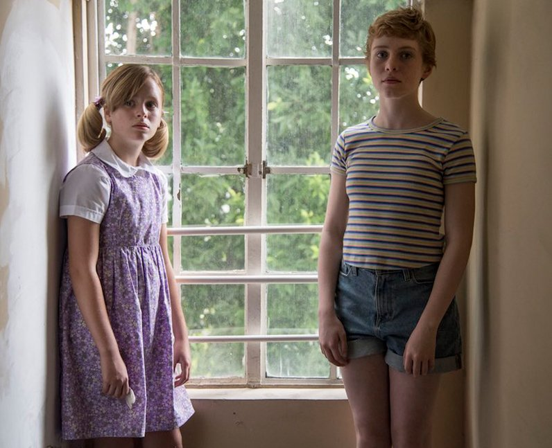 Sharp Objects young Camile actress Sophia Lillis