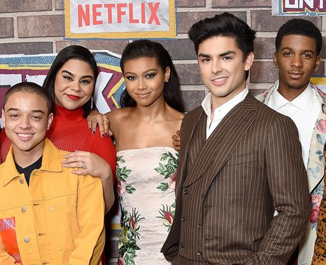On My Block cast ages