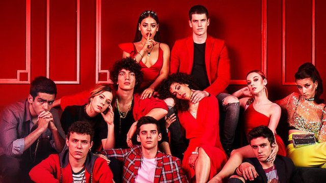 Elite: How old are the Netflix cast and characters in real life ...